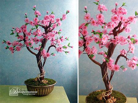 """дерево """"Сакура"""" №15"""