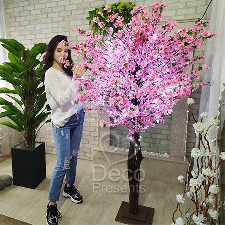 Купить дерево искусственное в фотозону