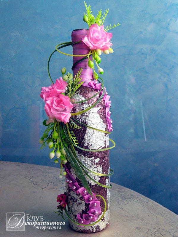 Букеты из искусственных цветов своими руками мастер  560