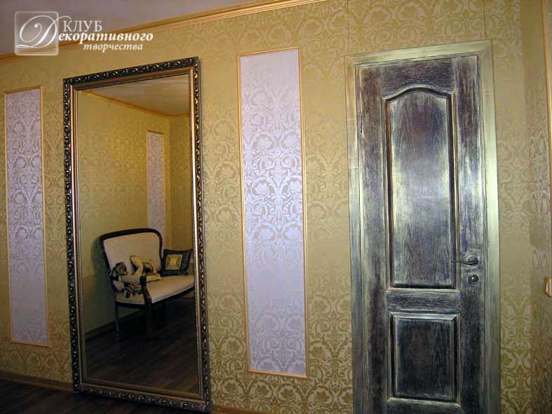 Реставрация дверей своими руками фото 93